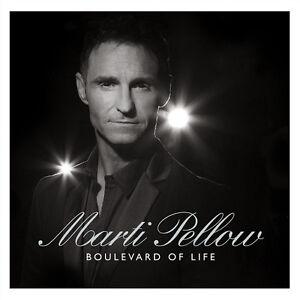 MARTI PELLOW Boulevard Of Life 2014 12-track CD album BRAND NEW