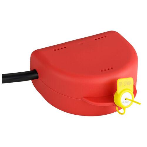 pekarek® Stecker Plombe Die Wartungssicherung gegen Wiedereinschalten