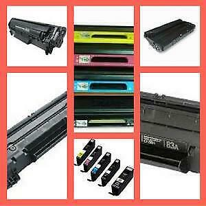 Weekly Promo! CB435A,CB436A,CE278A,78A,CE285A,Q2612A,CE505,CF283,Q6000,CB400,Starts from$14.99 Toronto (GTA) Preview