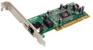 D-Link DGE-530T 10/100/1000Mbps Gigabit PCI Card Driver Download