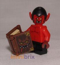 LEGO Bookkeeper da Set 70323 Jestro's VULCANO LAIR NEXO CAVALIERI NUOVO nex046