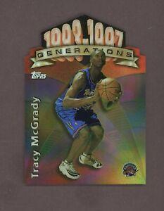 1997-98 Topps Generations TRACY McGRADY Rookie RC #G30 Toronto Raptors
