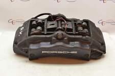 Porsche Cayenne 955 02-10 Bremssattel VR 6-Kolben schwarz Brembo mit Beläge