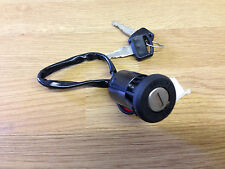 Universal Ignition Barrel  Switch 2 Wire Type on off 2 keys Car Trike Motorcycle