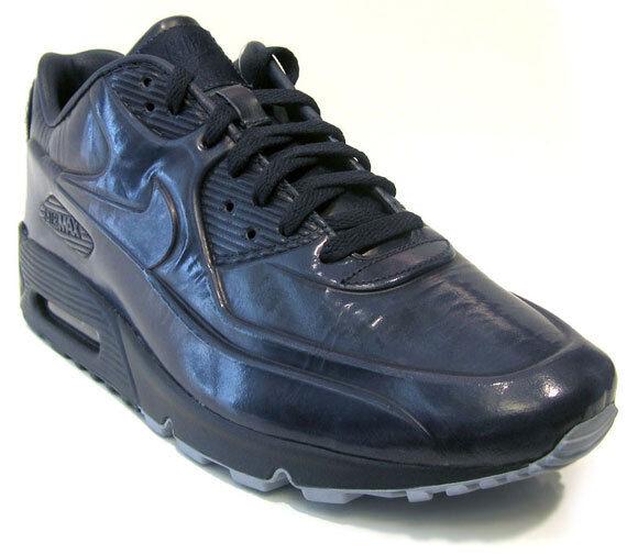 Nike Air Max 90 VT Neu Zapatos Gr:41 Gummi Sneaker Blau Zapatos Neu Vintage Oldschool Origina 4743a0