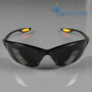 Schutzbrille-Sicherheitsbrille-Augenschutz-Gelpolster-Top-Qualitaet-EN166-NEU