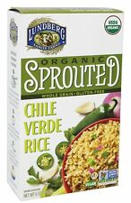 Lundberg - Organic Sprouted Rice Chili Verde - 6 oz.