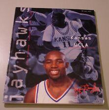 KU Jayhawk Basketball Program - UCLA Dec 2, 1995