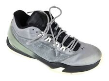 54b3187bd95d73 item 2 Jordan CP3 VIII 8 Chris Paul Basketball Shoes Mens 8 Leather Gray and  Black -Jordan CP3 VIII 8 Chris Paul Basketball Shoes Mens 8 Leather Gray and  ...