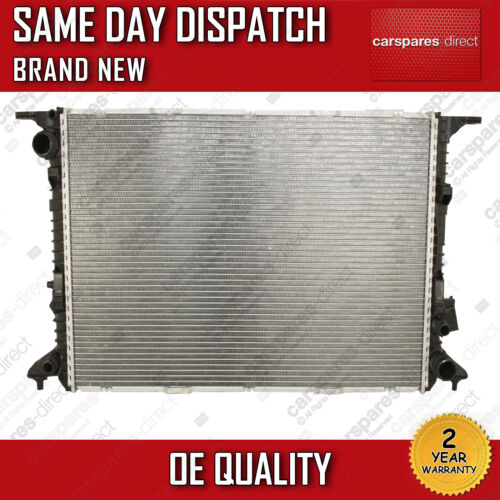 3.0 MANUAL AUDI A8 AUTOMATIC RADIATOR 2010/>ON *NEW* 4H0121251C 2.0 4H/_