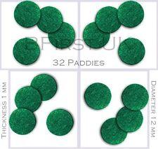 32 X Pintura Auto-adhesivo protector de fieltro Almohadillas Adhesivas anti deslizante y anti arañazos