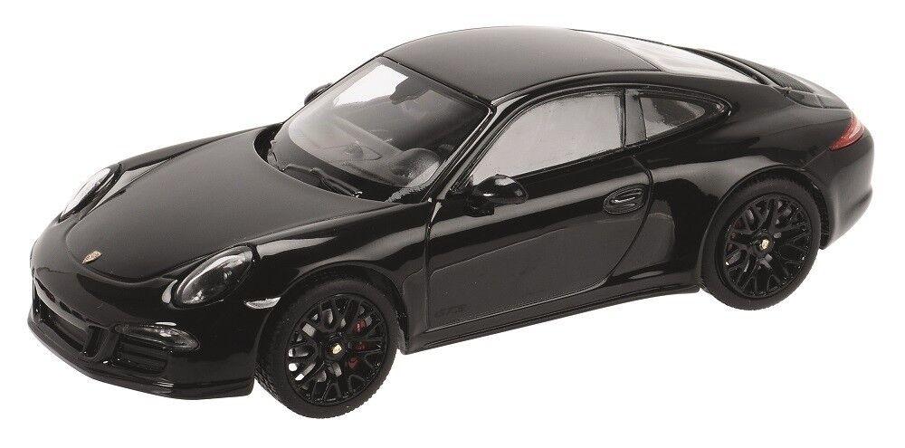 Porsche 911 carrera gts schuco 1 43 450757100 schwarz neu ovp