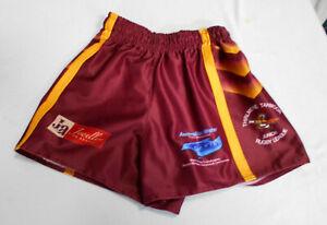 Qq Thirlmere Tahmoor Junior Rugby League Shorts Jewellery Sponsor Ebay
