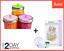 Fermentation-Kit-6-Pcs-Fermentation-Weight-6-Pcs-Lids-for-Wide-Mouth-Mason-Jar thumbnail 1