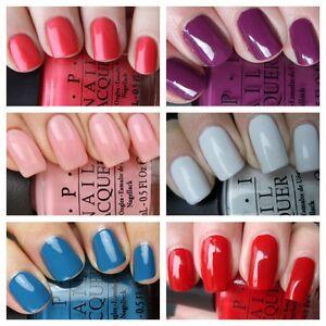 OPI Nail Varnish Glitter and Colours!!! | eBay
