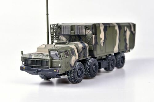 """Modelcollect AS72144 Russo S300 sistema de mísseis 54K6E /""""Baikal/"""" com Defesa Aérea"""