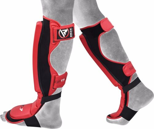 RDX paratibia Kick Boxing Shin Foot paratibie MMA Martial Arts Boxing it