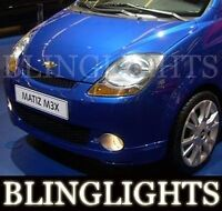 Chevrolet Matiz Xenon Driving Lights Fog Lamps Kit M200 M250