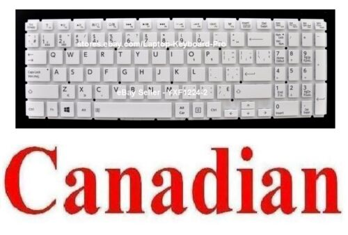 CA AEBLIK01020 MP-13R83CU Keyboard for Toshiba Satellite L50-B L50-B-0CH