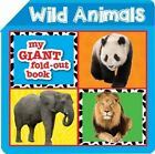 My Giant Fold Out Wild Animals by Lake Press (Book, 2015)