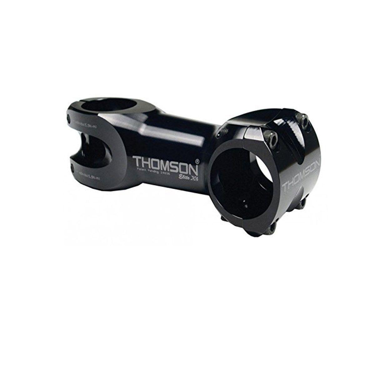 Thomson Elite X4 montaña tallo 95mm + - 0 grado 31.8 1.5  Negro Tubo De Dirección