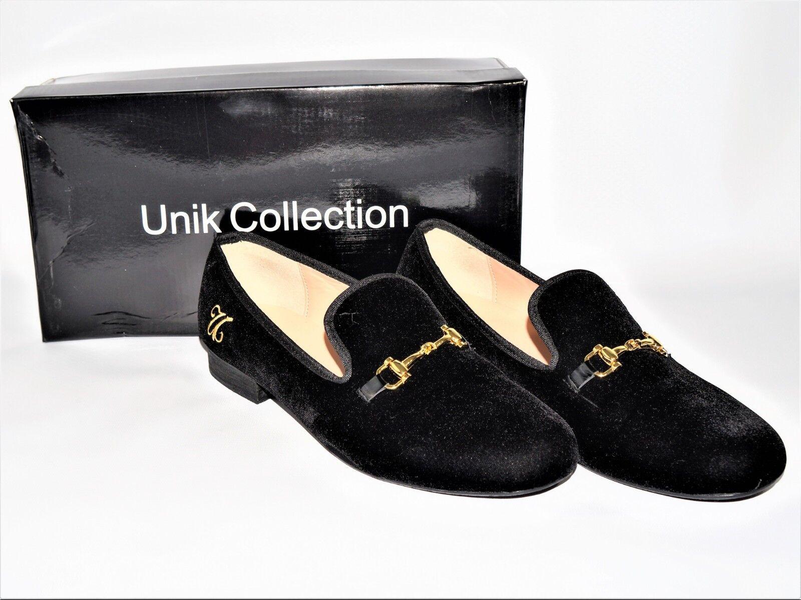 Para hombres Lujo Zapatos informales Zapatillas de terciopelo