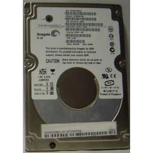 COMPAQ 142364-001 209MB 2.5 HARD DRIVE 143999-001 SEAGATE ST9235AG WITH WARRANTY
