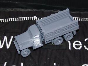 Flames Of War Russian Studebaker 2 1/2 Ton 6x6 Truck U6 1/100 15mm FREE SHIPPING