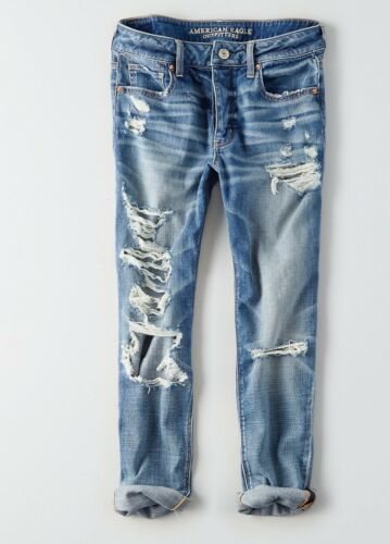 destrutturati di Fit Relaxed Eagle Outfitterstomgirl Jeans Eagle d01qRdz