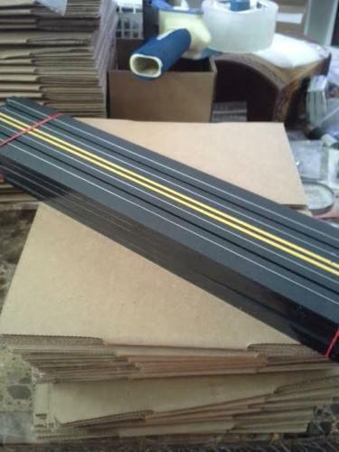 20 15 inch = 25 Feet New Legends Auto World Straight Tracks Fits Tomy HO AFX