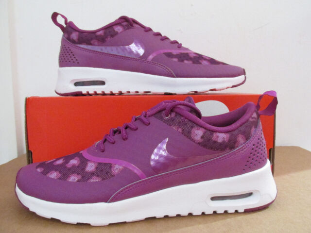 check out e16a0 d5a29 nike womens air max thea print running trainers 599408 501 sneakers  CLEARANCE