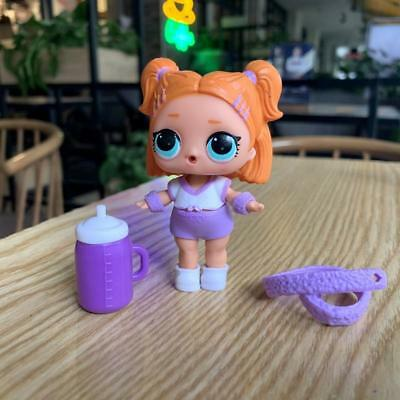 LOL Surprise Doll Confetti Pop Series 3 showbaby Ultra Rare