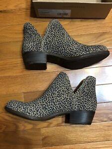 Lucky Brand Bashina 2 Leopard Block