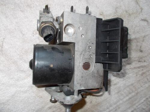 MERCEDES E CLASS W210 ESP ABS PUMP 0034312412 W202