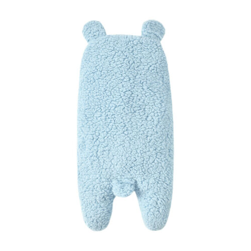 Newborn Toddler Babys Cotton Receiving Sleeping Blanket Boy Girl Wrap Swaddle FI