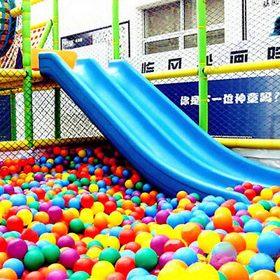 50pcs Lovely Ball Soft Plastic Ocean Ball Baby Kid Toy Swim Pit Toys