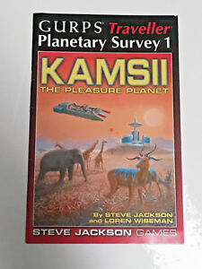gurps traveller planetary survey 1 kamsii the pleasure planet
