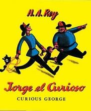 Curious George: Jorge el Curioso by H. A. Rey and Margret Rey (1976, Paperback)