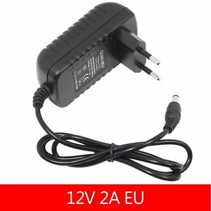 steckernetzteil 24w 12v 2a netzteil netzadapter adapter schaltnetzteil ebay. Black Bedroom Furniture Sets. Home Design Ideas