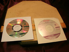2 CD's-4500 Scanner Driver/Font mgr&Ricoh Aficio MP 3500/4500/4500G-free ship