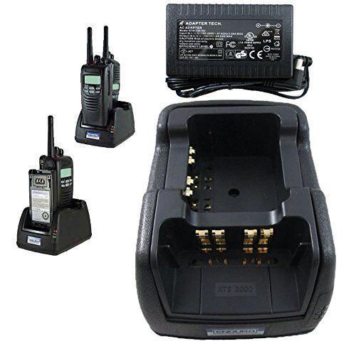 Power Products Dual Radio Charger for Motorola XTS2500 XTS5000 XTS3000 and More