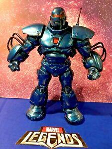 Marvel Legends BAF IRON MONGER Action Figure Hasbro 2012 - 100% Complete