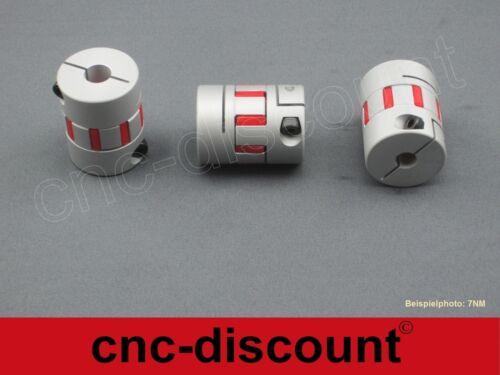 12//14mm olas embrague 7nm// CNC fresado linear ola paso motores 3d por ejemplo