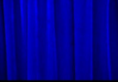 "ROYAL BLUE STRETCH VELVET 58""W FABRIC GREAT QLT for CURTAIN COSTUME UPHOLSTERY"