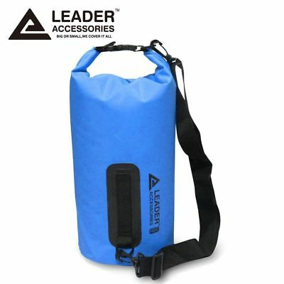 New 40L Waterproof Yellow Dry Pouch Bag for Climbing Canoeing Kayaking Rafting