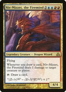 the Firemind NM MTG Guildpact Magic Niv-Mizzet