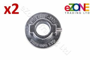 2x Plummer Block Metal Coupling for ARCHWAY Doner Kebab Machine Grill