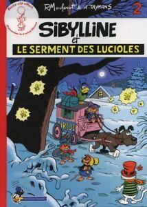 BD-prix-reduit-Sibylline-Sibylline-et-le-serment-des-lucioles-Flouzemaker