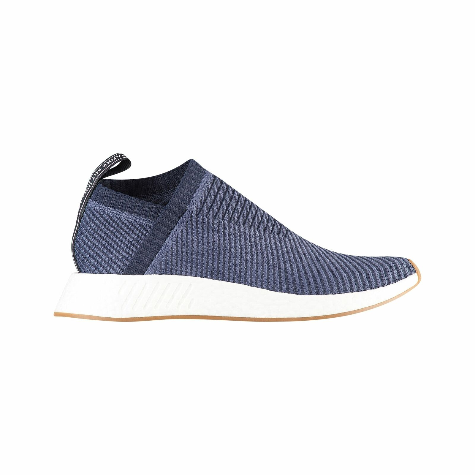 Adidas Originals NMD CS2 Primeknit - Men's Trace bluee Solid Grey Gum D96741