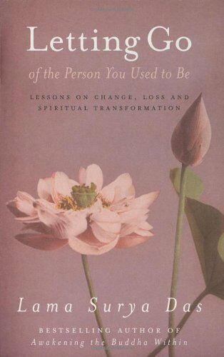 Letting Go Of The Person You Used To Be,Surya Das